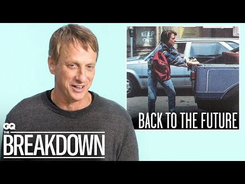 Tony Hawk Breaks Down Skateboarding Movies | GQ Sports