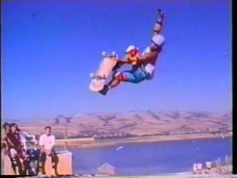 skateboarding Christian Hosoi Christ air