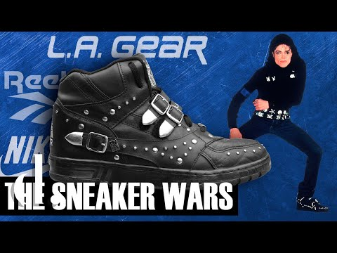 Michael Jackson & The Fall Of L.A. Gear | the detail.