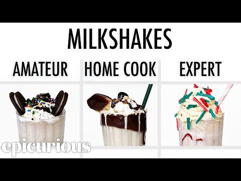 4 Levels of Milkshakes: Amateur to Food Scientist   Epicurious
