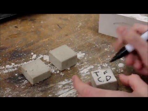 How to make concrete at home - CoRncrete TU Delft (TfCD)