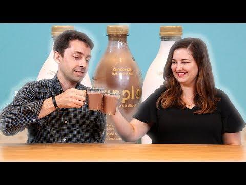 Taste Test, Pea Milk | Cooking Light