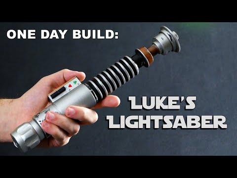 One Day Build - Luke's Lightsaber