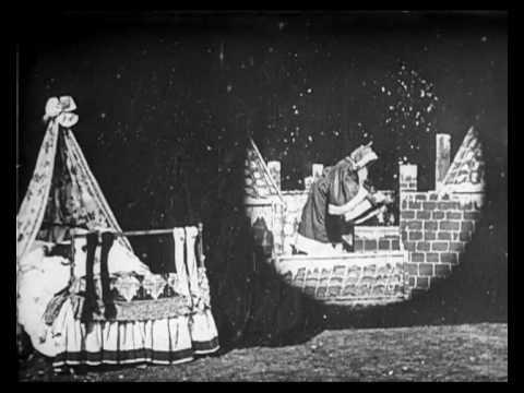 Santa Claus (1898) - G.A. Smith | BFI National Archive