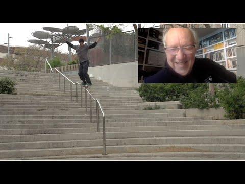 JENKEM - Discussing Skateboarding with Filmmaker Werner Herzog