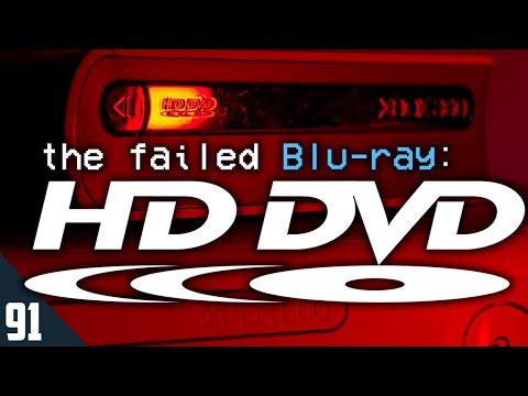 The Failed Blu-ray: HD DVD in 2021