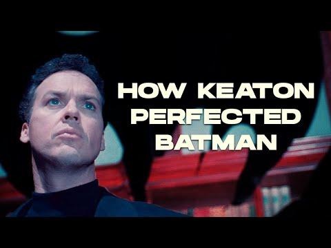 How Michael Keaton Perfected BATMAN