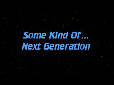 Star Trek: Some Kind of Next Generation Supercut