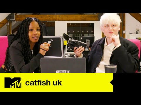 Meet Catfish UK Hosts Julie Adenuga And Oobah Butler | Catfish UK