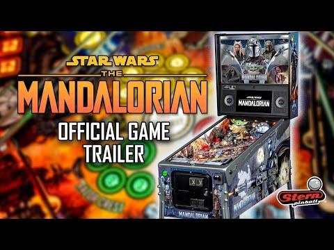 The Mandalorian Pinball - Official Game Trailer
