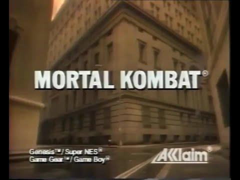 """Mortal Kombat """"Mortal Monday"""" TV Commercial"""