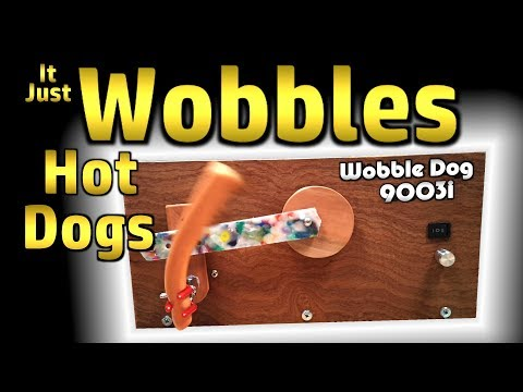 Wobble Dog 9003i Hot Dog Sausage Wobbling Machine - Just The Highlights