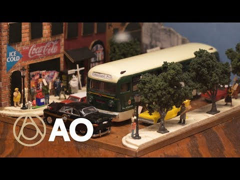 Meet the Woman Behind L.A.'s African American Miniature Museum | Atlas Obscura