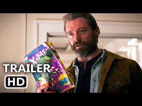 LOGAN Official Trailer # 2 (2017) Wolverine, X-Men Movie HD