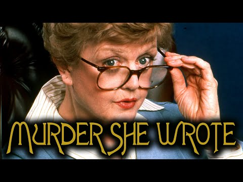 Hilarious Murder, She Wrote Supercut - My Favorite Jokes, Moments, and More!