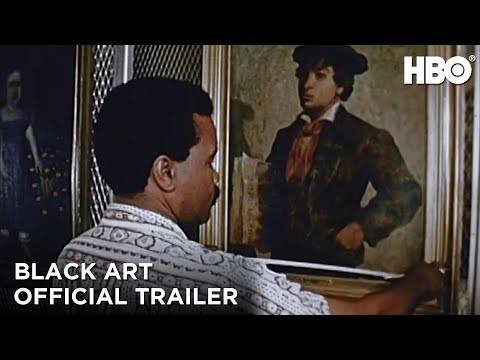 Black Art: In the Absence of Light (2021) | Official Trailer | HBO
