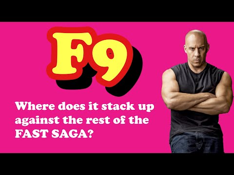 The Fast Saga: Ranked WORST to BEST