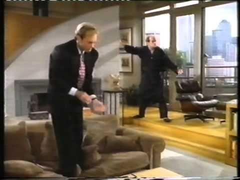 """HILARIOUS bit from """"Frasier"""" - '95"""