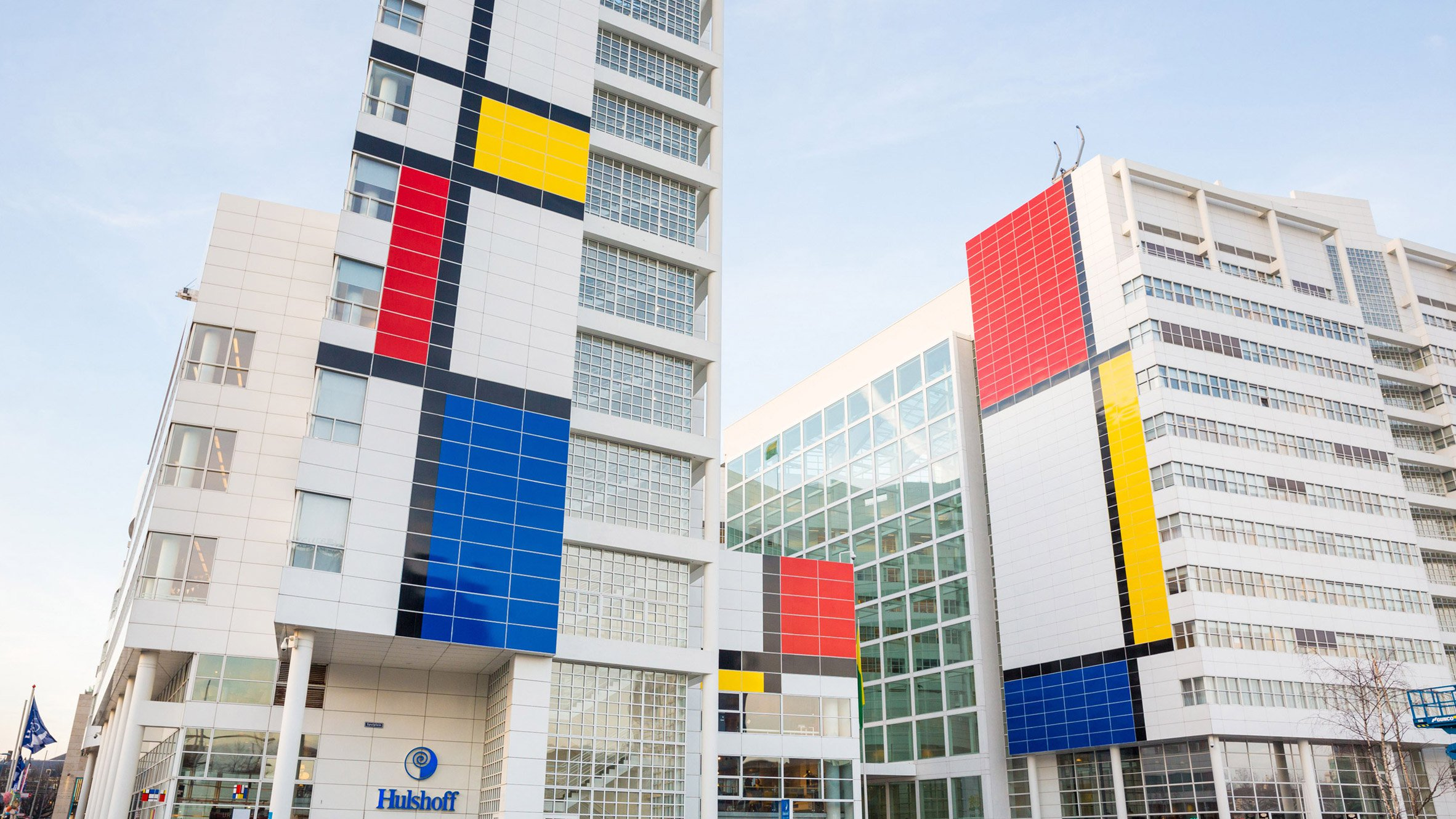World's Largest Mondrian