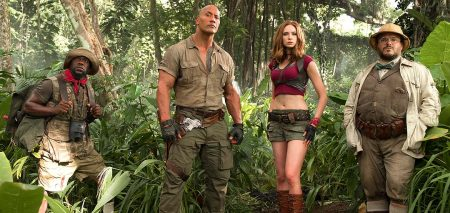 Jumanji Moves On From Board Games In New Trailer