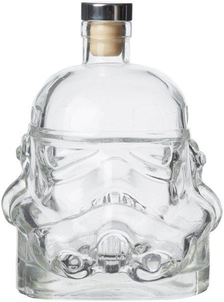 Star Wars Glass Stormtrooper Decanter