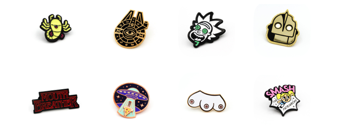 sci-fidelity pins