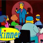 "The ""Steamed Hams"" Simpsons episode in the style of Seinfeld"