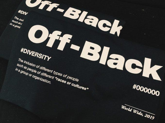 Off-Black