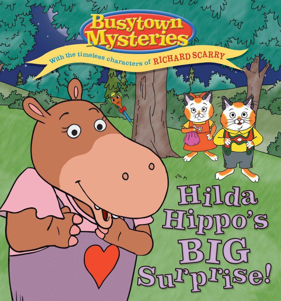 Hilda Hippo