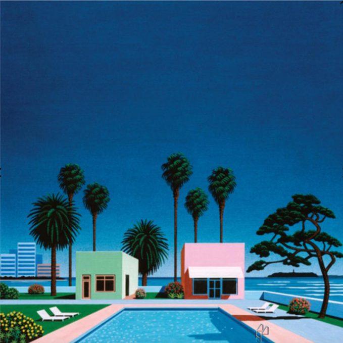 Hiroshi Nagai - Pacific Breeze