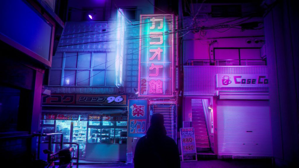 Liam Wong - Tokyo Nights (TO:KY:OO)