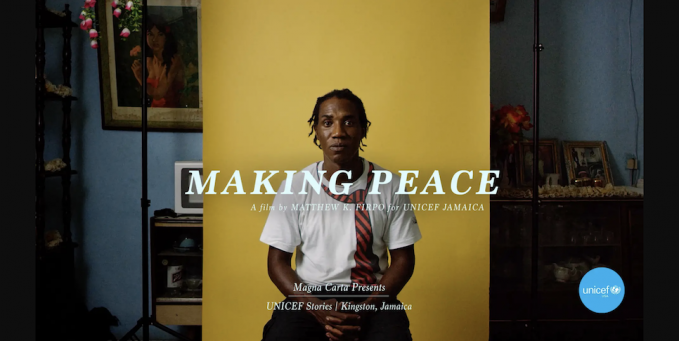 Making Peace documentary
