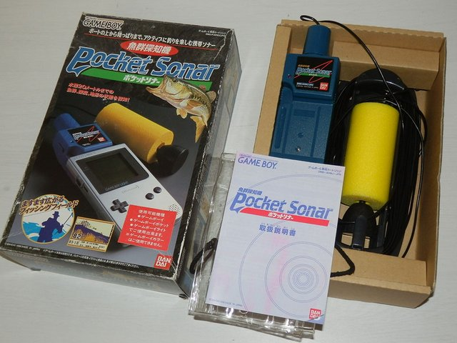 Game Boy Pocket Sonar