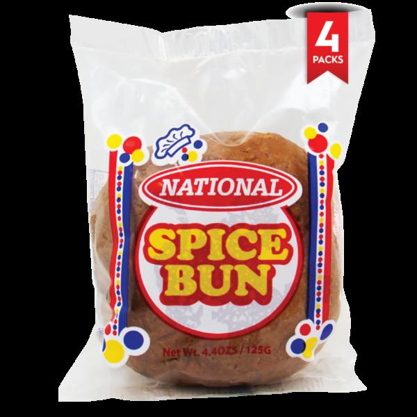 Bun (spiced bun)