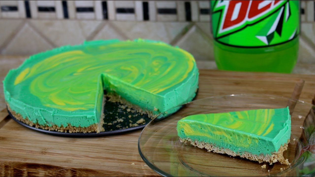 Mountain Dew Cheesecake