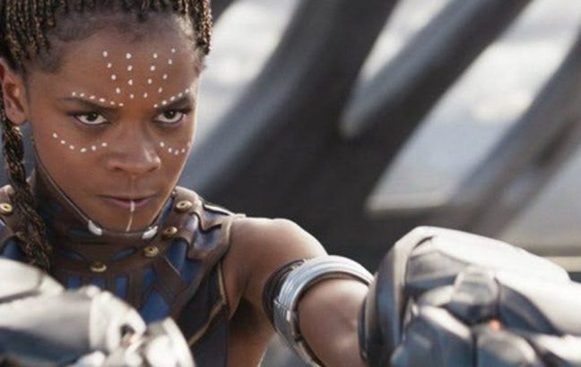 Shuri from Black Panther