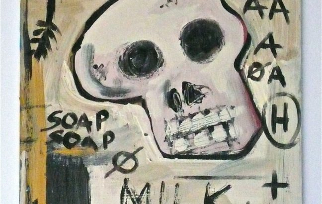 "Jean-Michel Basquiat – ""Milk and Asbestos"""