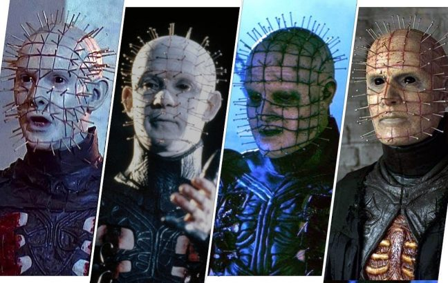The evolution of Pinhead